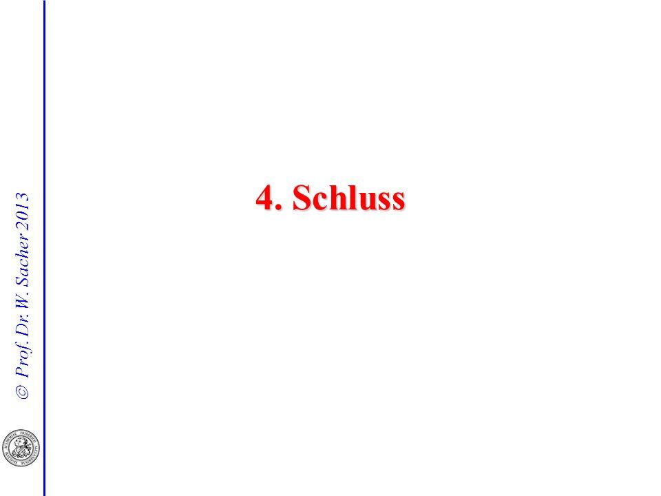 4. Schluss