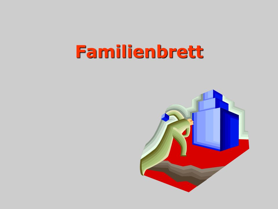 Familienbrett