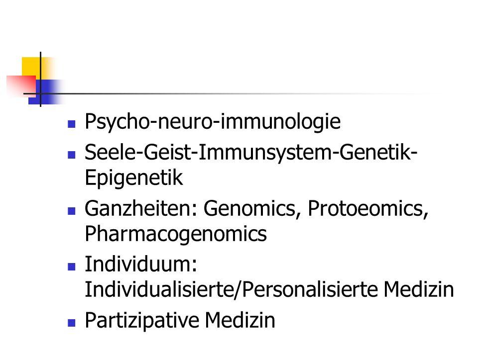 Psycho-neuro-immunologie