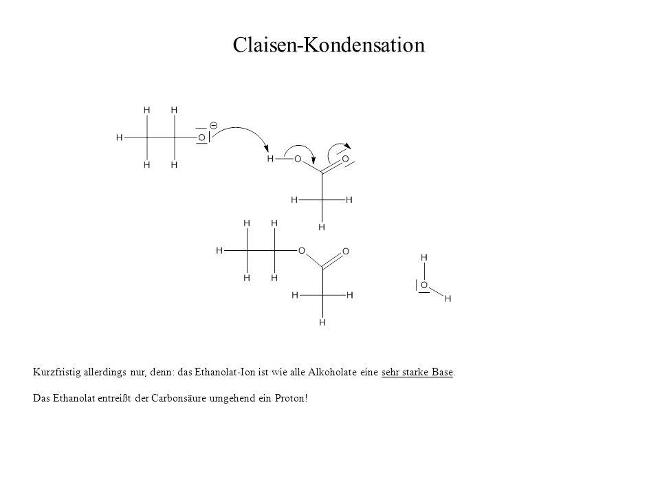 Claisen-Kondensation
