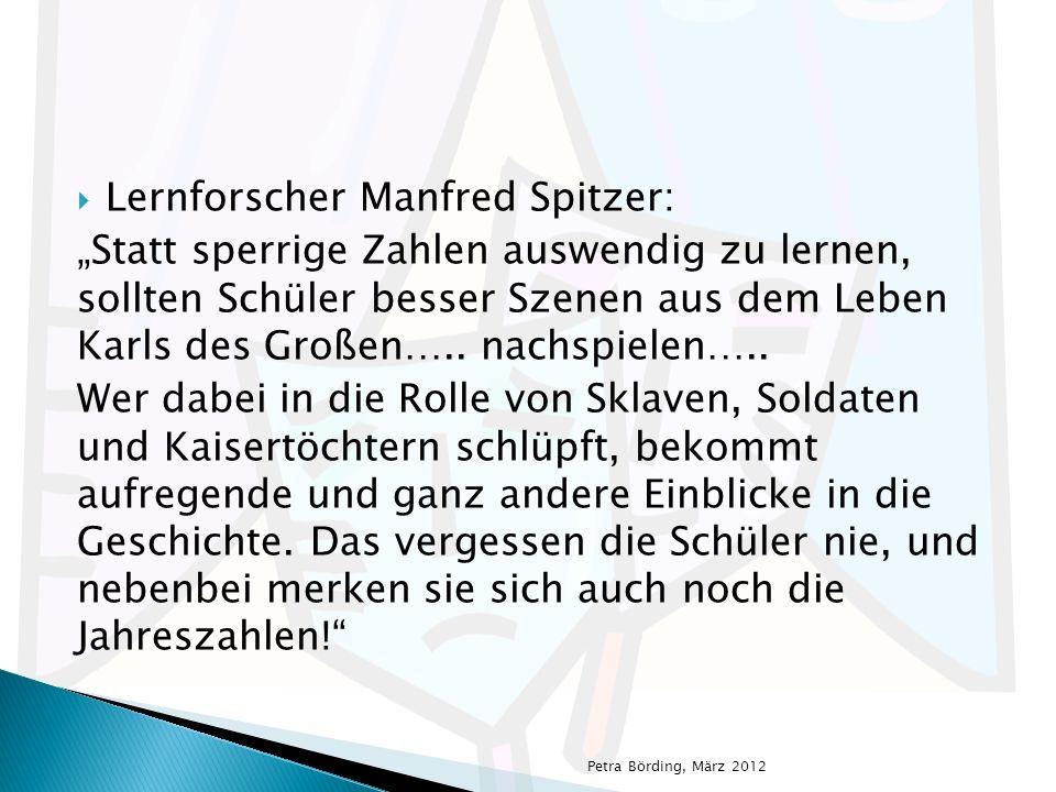 Lernforscher Manfred Spitzer: