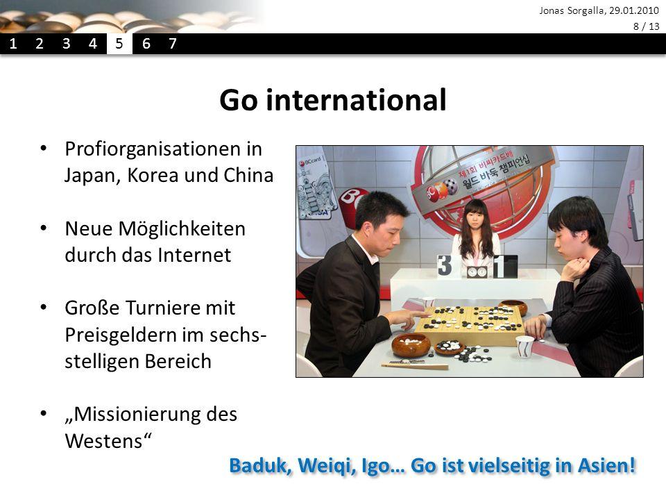 Baduk, Weiqi, Igo… Go ist vielseitig in Asien!