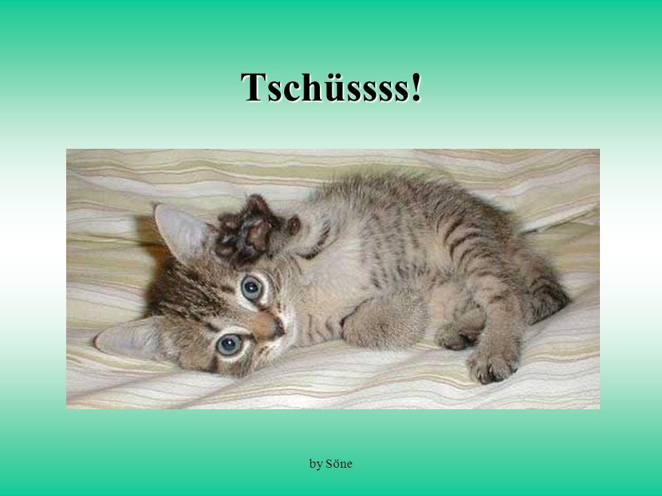 Tschüssss! by Söne