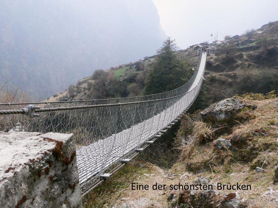 Eine der schönsten Brücken