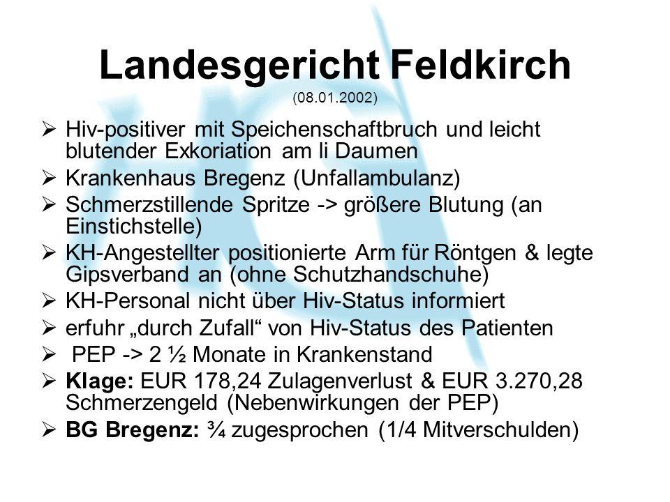 Landesgericht Feldkirch (08.01.2002)