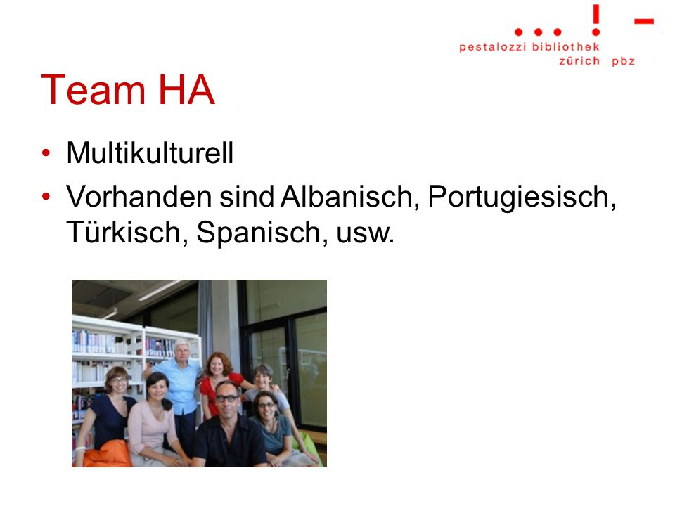 Team HA Multikulturell