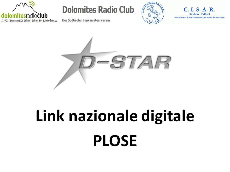 Link nazionale digitale PLOSE