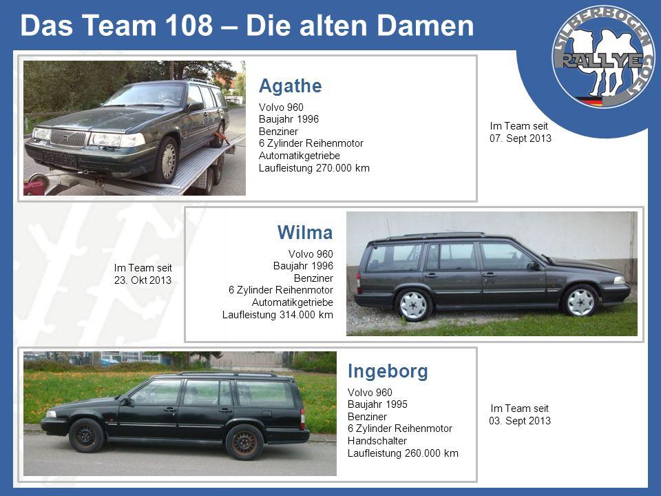 Das Team 108 – Die alten Damen