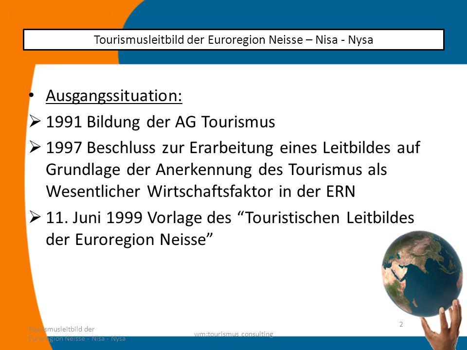 Tourismusleitbild der Euroregion Neisse – Nisa - Nysa