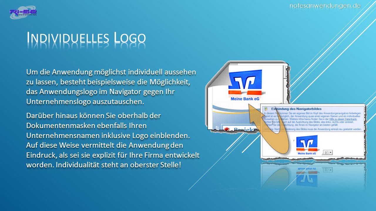 notesanwendungen.de Individuelles Logo.
