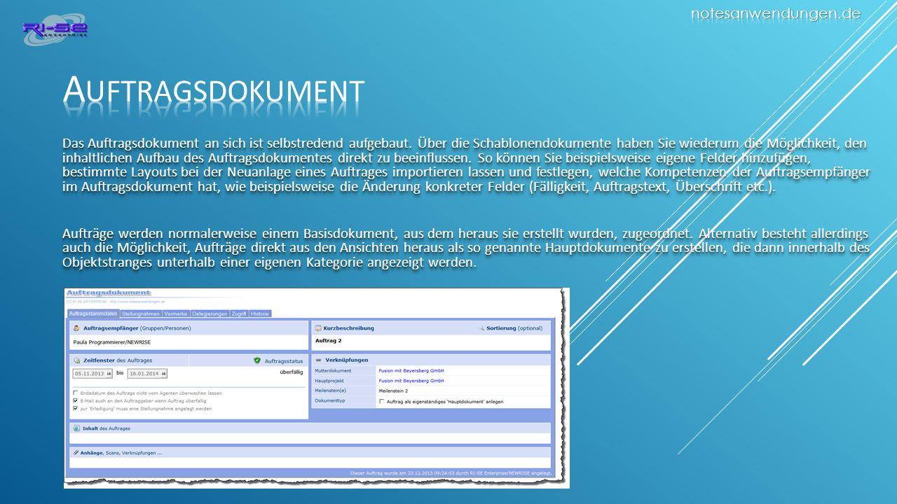 Auftragsdokument notesanwendungen.de