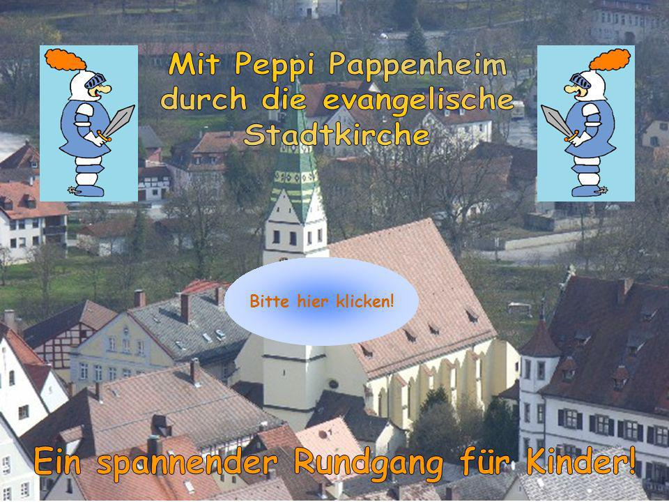 durch die evangelische Ein spannender Rundgang für Kinder!