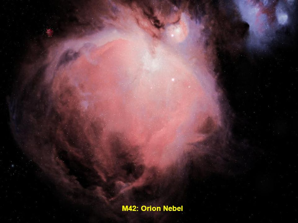 M42: Orion Nebel