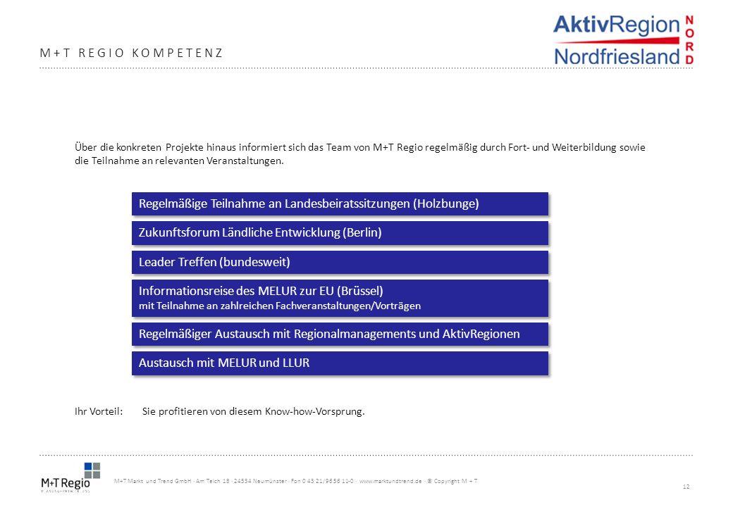 Regelmäßige Teilnahme an Landesbeiratssitzungen (Holzbunge)