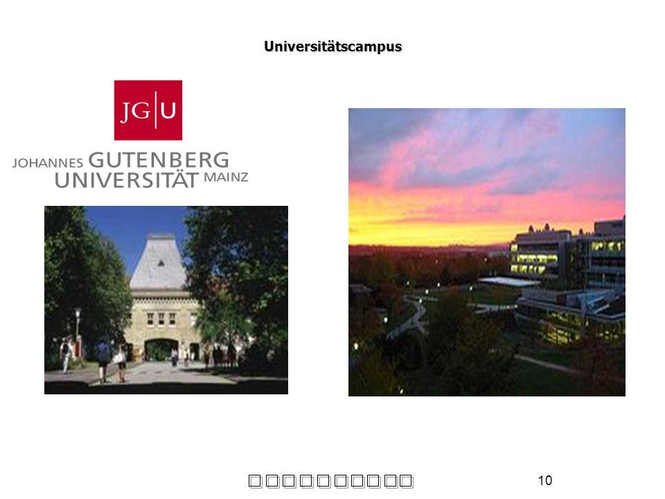 Universitätscampus 10