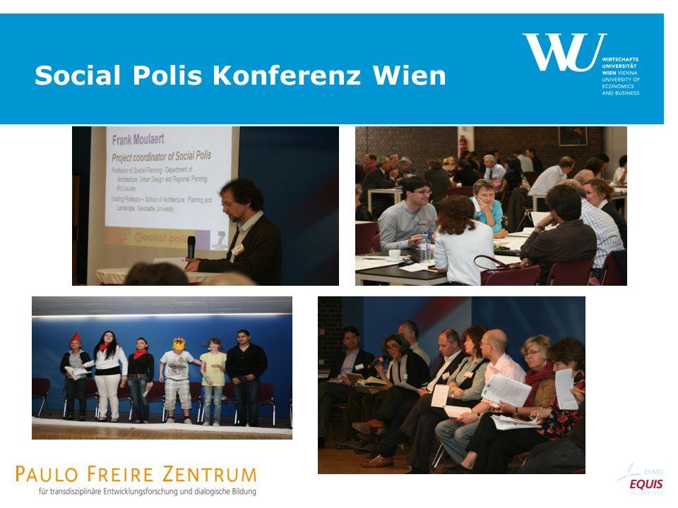 Social Polis Konferenz Wien