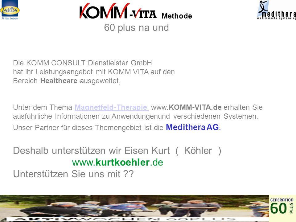 Deshalb unterstützen wir Eisen Kurt ( Köhler ) www.kurtkoehler.de