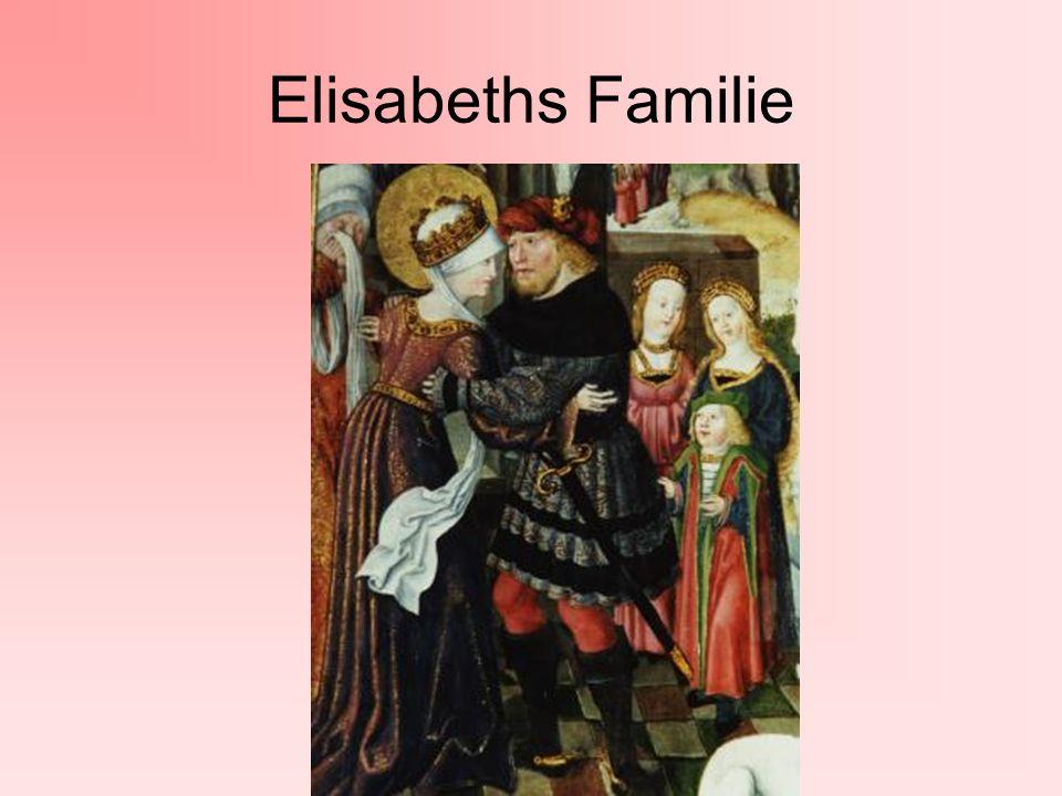 Elisabeths Familie