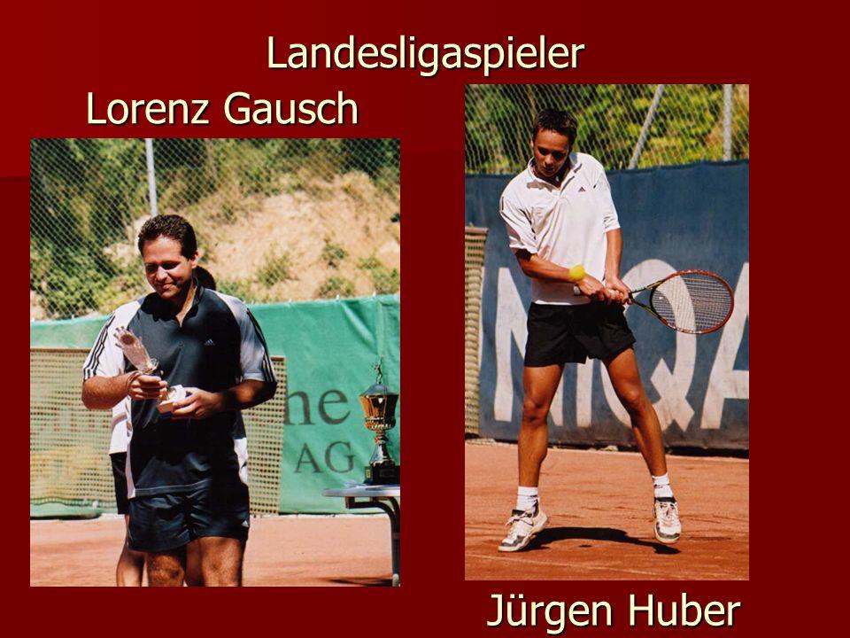 Landesligaspieler Lorenz Gausch