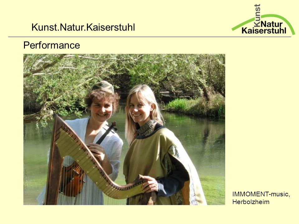 Performance IMMOMENT-music, Herbolzheim