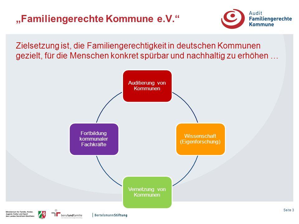 """""""Familiengerechte Kommune e.V."""
