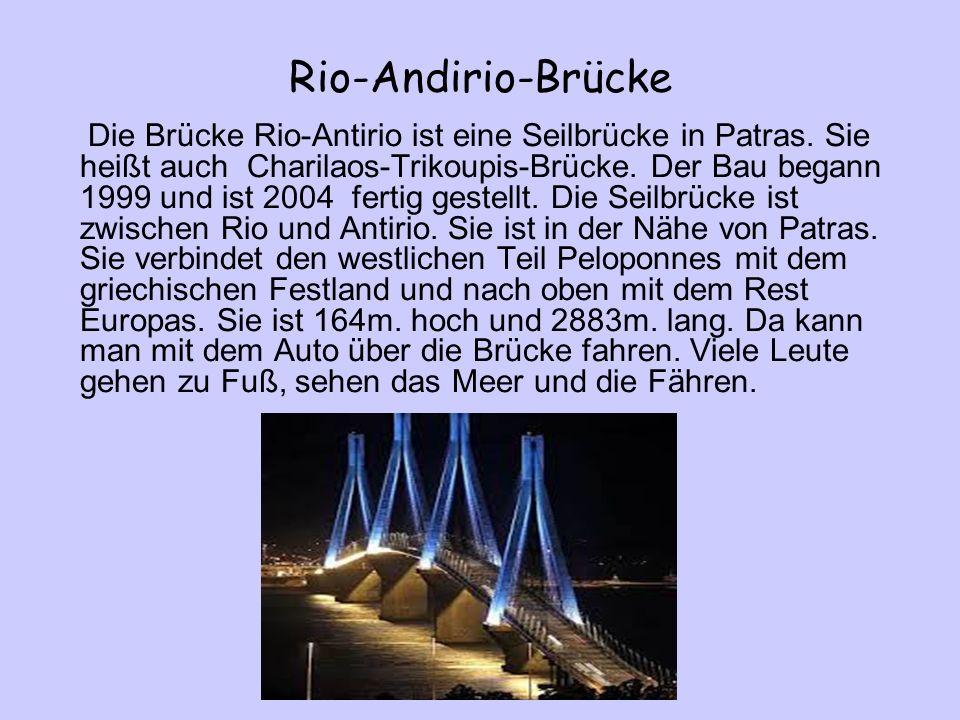 Rio-Andirio-Brücke
