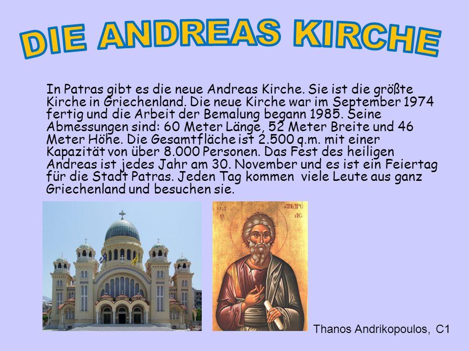 DIE ANDREAS KIRCHE