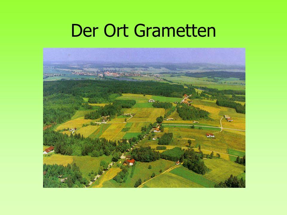 Der Ort Grametten