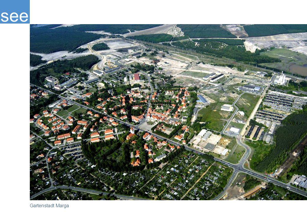 Industriepark und Gartenstadt Marga