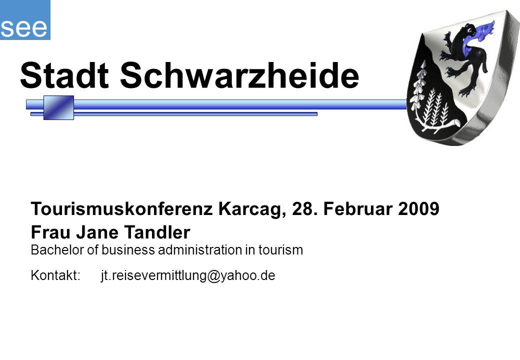 Stadt Schwarzheide Tourismuskonferenz Karcag, 28. Februar 2009