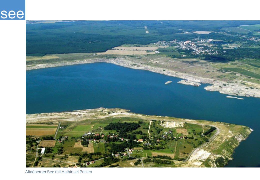 Der Altdöberner See ist ein, in Flutung befindlicher, Tagebaurestsee bei Altdöbern, nordöstlich von Senftenberg. Da der See aus dem ehemaligen Greifenhainer Tagebau entsteht, waren bei der LMBV auch der Name Greifenhainer See sowie, nach dem auf einer Halbinsel liegenden Pritzen, Pritzener See in der Diskussion. Der See ist Teil des neu entstehenden Lausitzer Seenlands.