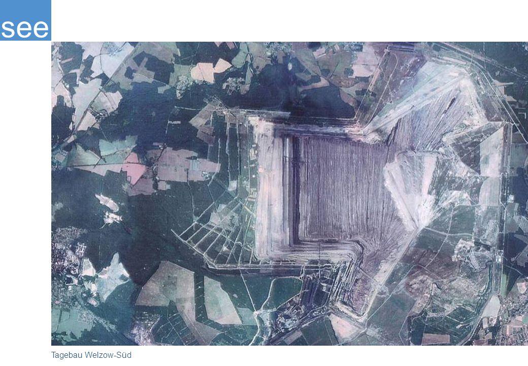 Vor den Toren der Stadt befindet sich der Tagebau Welzow-Süd, ein Betrieb der Vattenfall Europe Mining AG, aus deren riesigen Tagebau jährlich mehr als 20 Millionen Tonnen Braunkohle gefördert und im nahegelegenen Kraftwerk Schwarze Pumpe zu Strom und Wärme veredelt werden. Die Brandenburger Braunkohlelagerstätte Welzow-Süd erstreckt sich westlich des Flusslaufes der Spree und der Stadt Spremberg. Gegenwärtig wird das 2. Lausitzer Flöz abgebaut. Es liegt in 90 bis maximal 130 Metern Tiefe und ist zwischen 10 und 16 Metern mächtig.