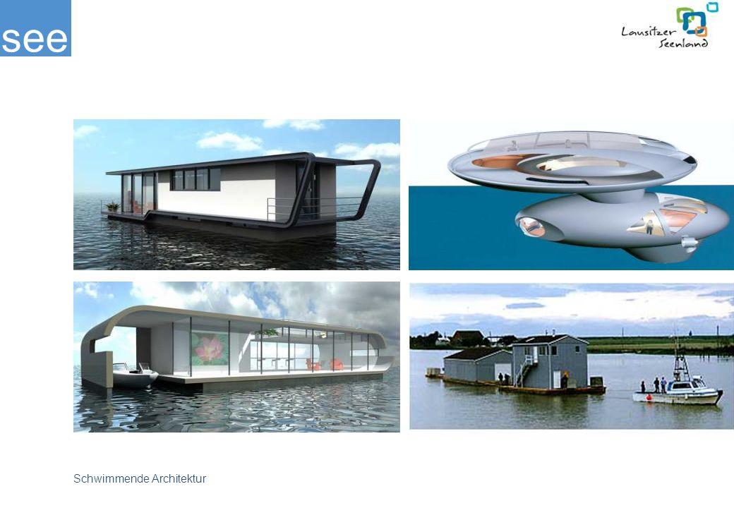 Schwimmende Architektur