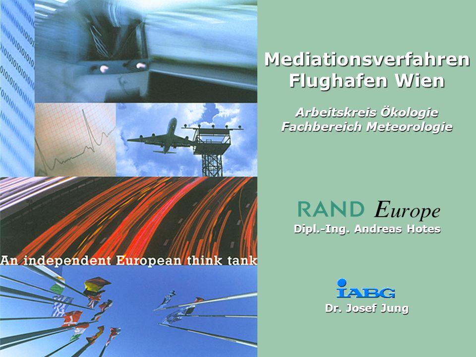 Mediationsverfahren Flughafen Wien