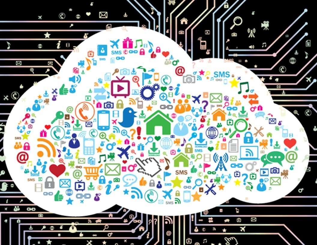 """Kapitel 1 – Trends Und was uns das """"Internet der Dinge bringen wird, steht sprichwörtlich noch in den Sternen."""