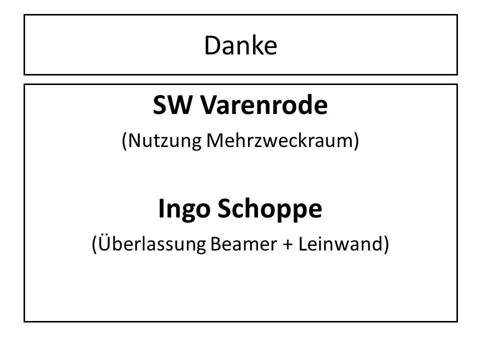 SW Varenrode Ingo Schoppe
