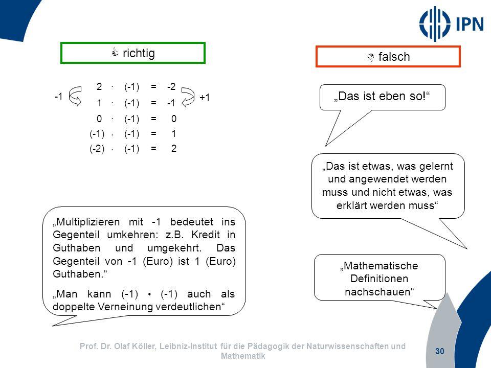 """""""Mathematische Definitionen nachschauen"""