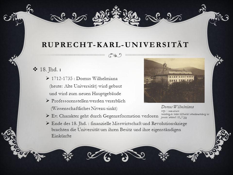 Ruprecht-Karl-Universität