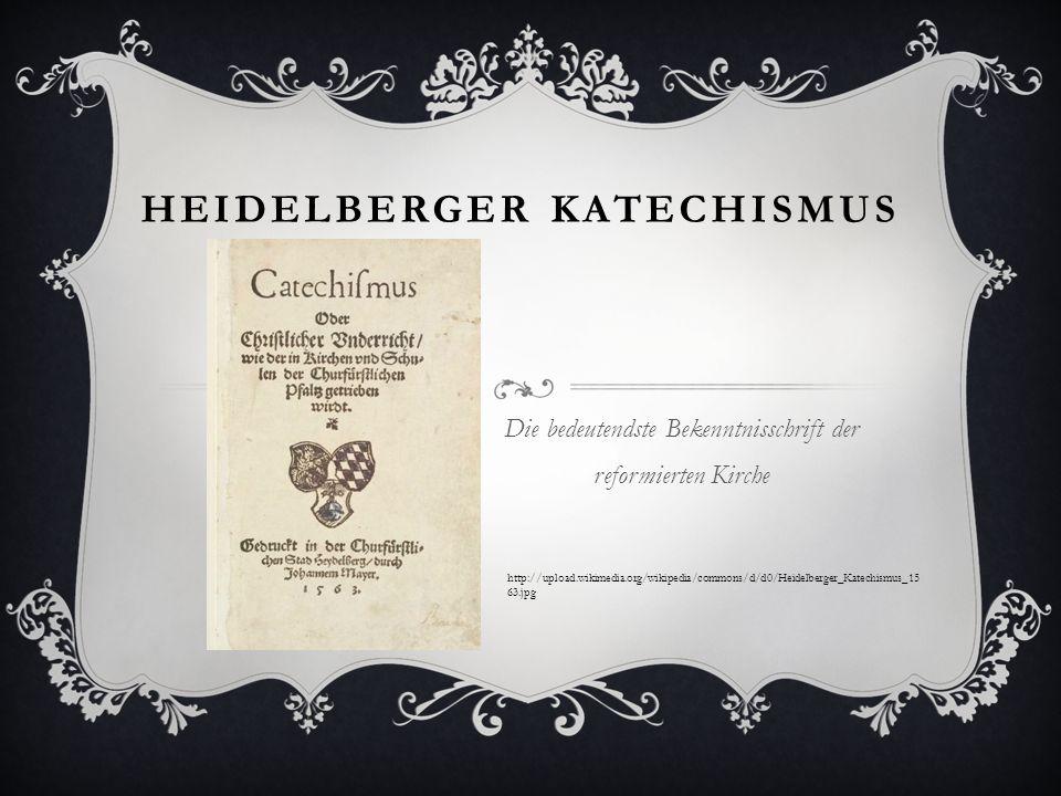 Heidelberger Katechismus