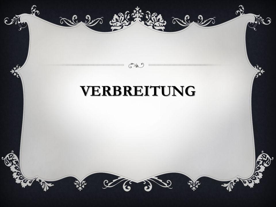 VERBREITUNG