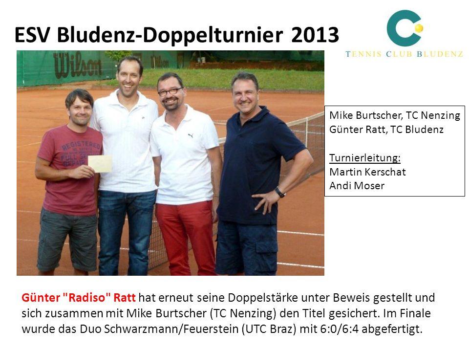 ESV Bludenz-Doppelturnier 2013