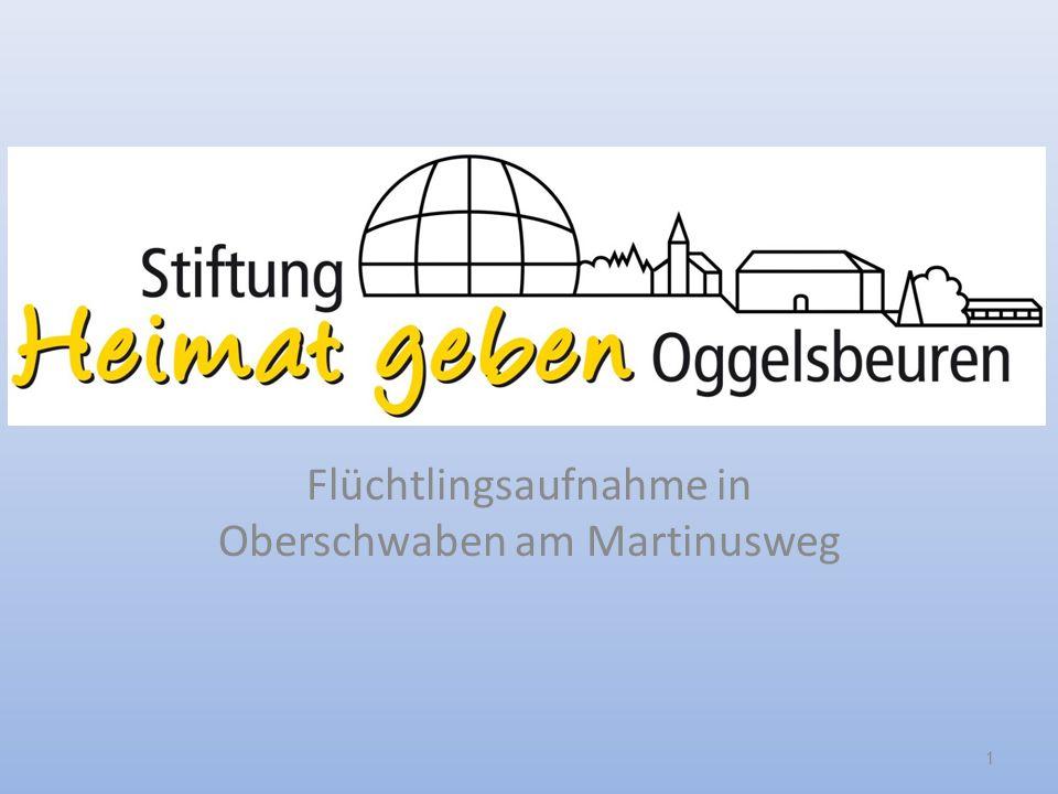 Flüchtlingsaufnahme in Oberschwaben am Martinusweg