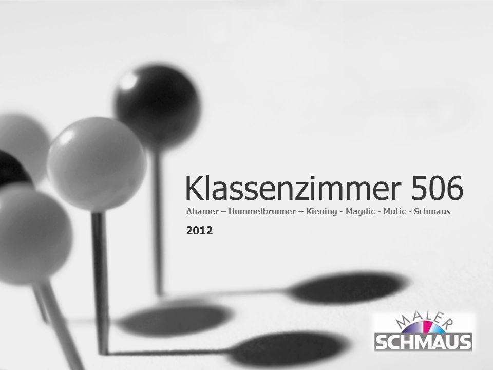 Ahamer – Hummelbrunner – Kiening - Magdic - Mutic - Schmaus