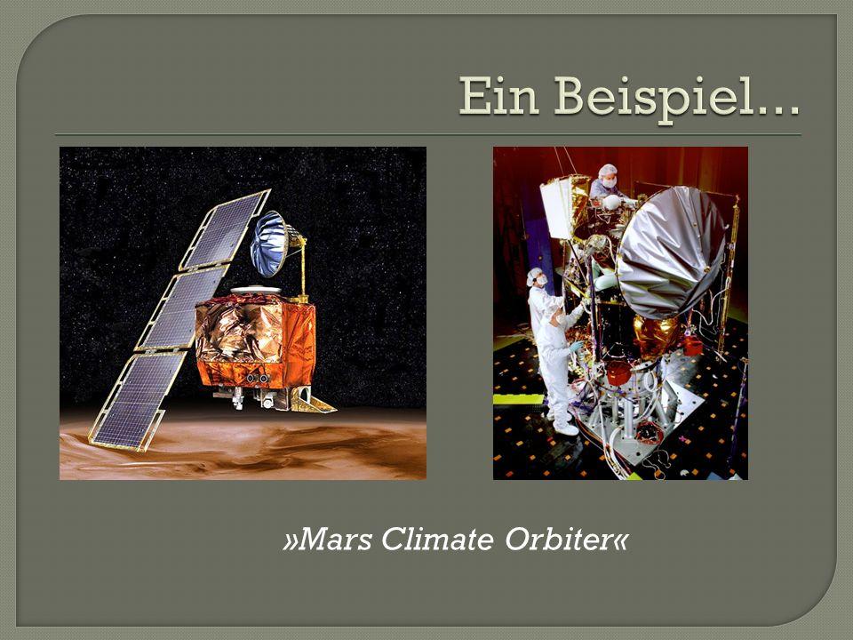 »Mars Climate Orbiter«