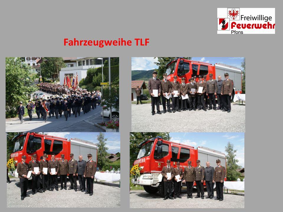 Fahrzeugweihe TLF