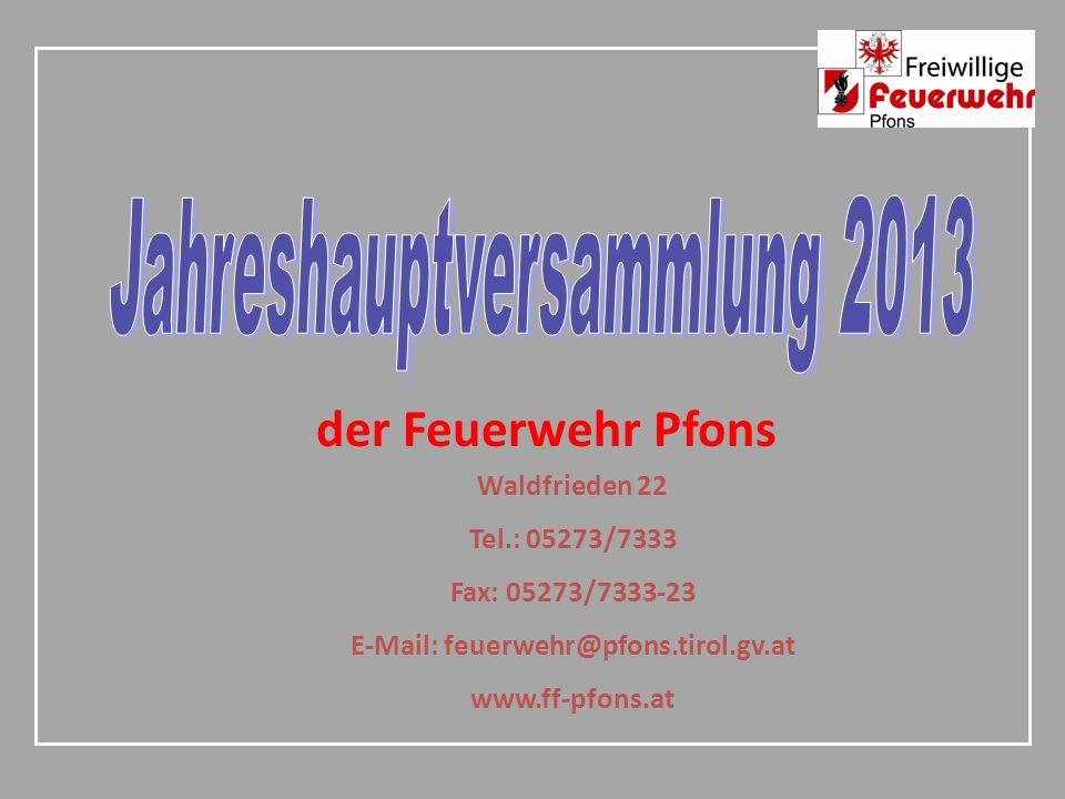 E-Mail: feuerwehr@pfons.tirol.gv.at