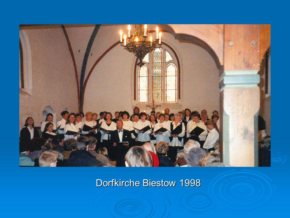 Dorfkirche Biestow 1998