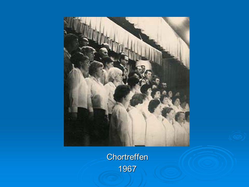 Chortreffen 1967