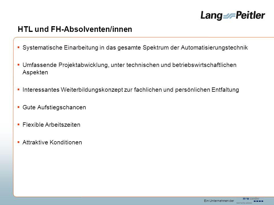 HTL und FH-Absolventen/innen