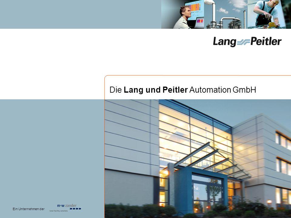 Die Lang und Peitler Automation GmbH